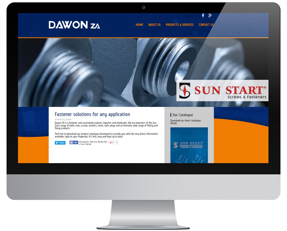 Website Dawon