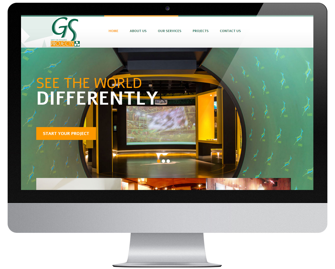 Website GSProjects