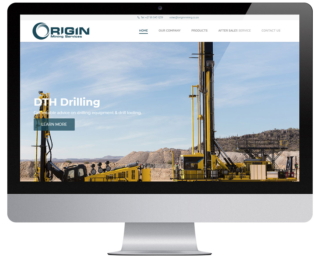 Website Origin Mining